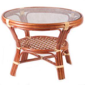 Обеденный стол круглый 104 см